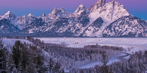 Jackson Hole winter
