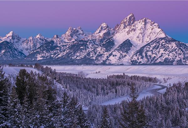 Jackson Hole winter