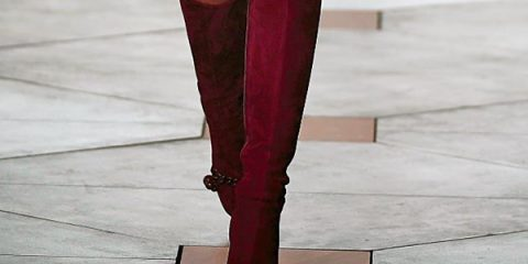 red fashion trend