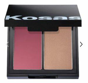 Kosas Color & Light: Crème Cream Blush & Highlighter Duo