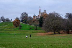 Greenwich Park in Greater London