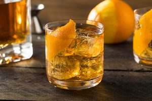 southern bourbon punch