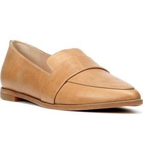 'Ashah' Pointed Toe Flat