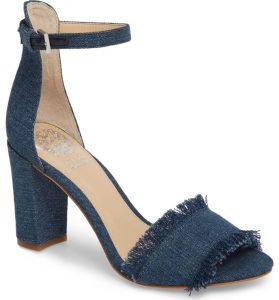 Corlina Ankle Strap Sandal