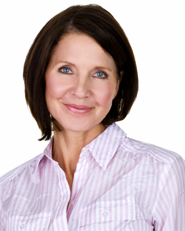 Short Hair for Women Over 50- The Short Bob