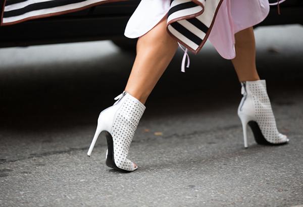Spring style heels