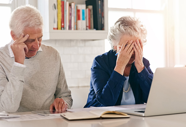 family financial abuse
