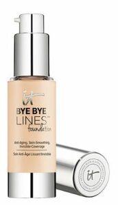 Bye Bye Lines Sheer Liquid Foundation, $39.50