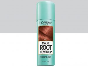 cover gray with l'oreal spray