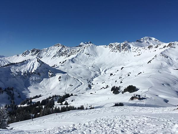 Mountains-Ski-AreaE - Portes du Soleil
