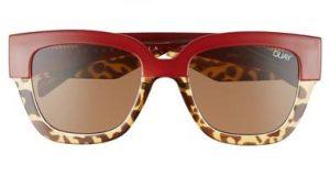 Quay Australia 55mm Don't Stop Sunglasses