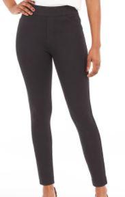 Spanx The Perfect Black Back-Seam Skinny Pants