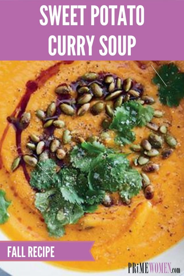 Sweet Potato Curry Soup Recipe