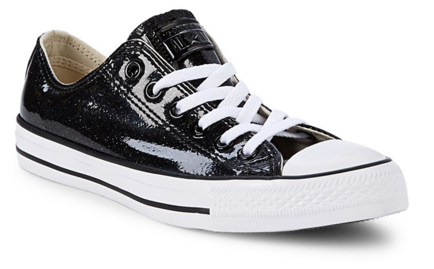 Converse Patent Sneakers