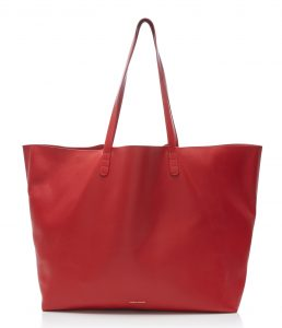 Mansur Gavriel Oversized Leather Tote