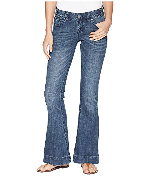 Rock and Roll Cowgirl Denim Trousers