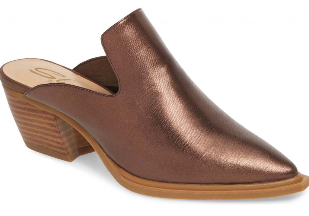 SBICCA Loafer Mule