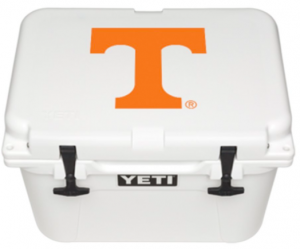 YETI Officially Licensed Collegiate Series Cooler