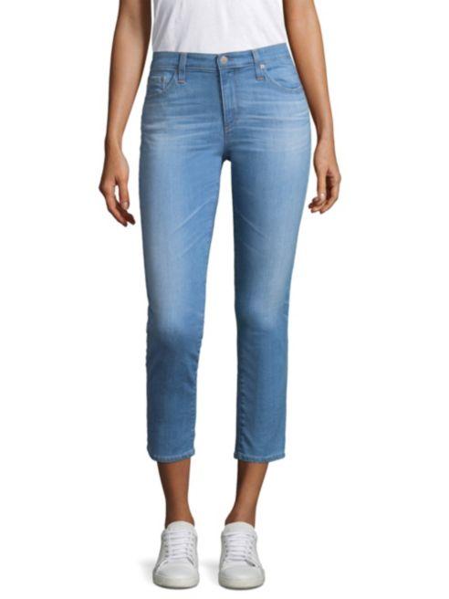 AG Prima Crop Jeans