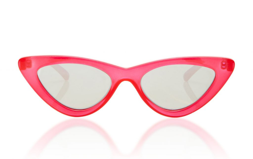 Adam Selman The Last Lolita Cat-Eye Sunglasses