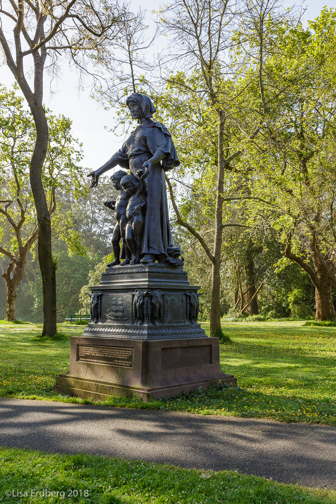 Pioneer Mothers Statue