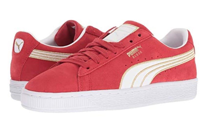 Puma Varsity Suede Classic Sneaker