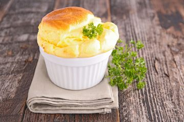 Swiss Cheese Souffle Recipe