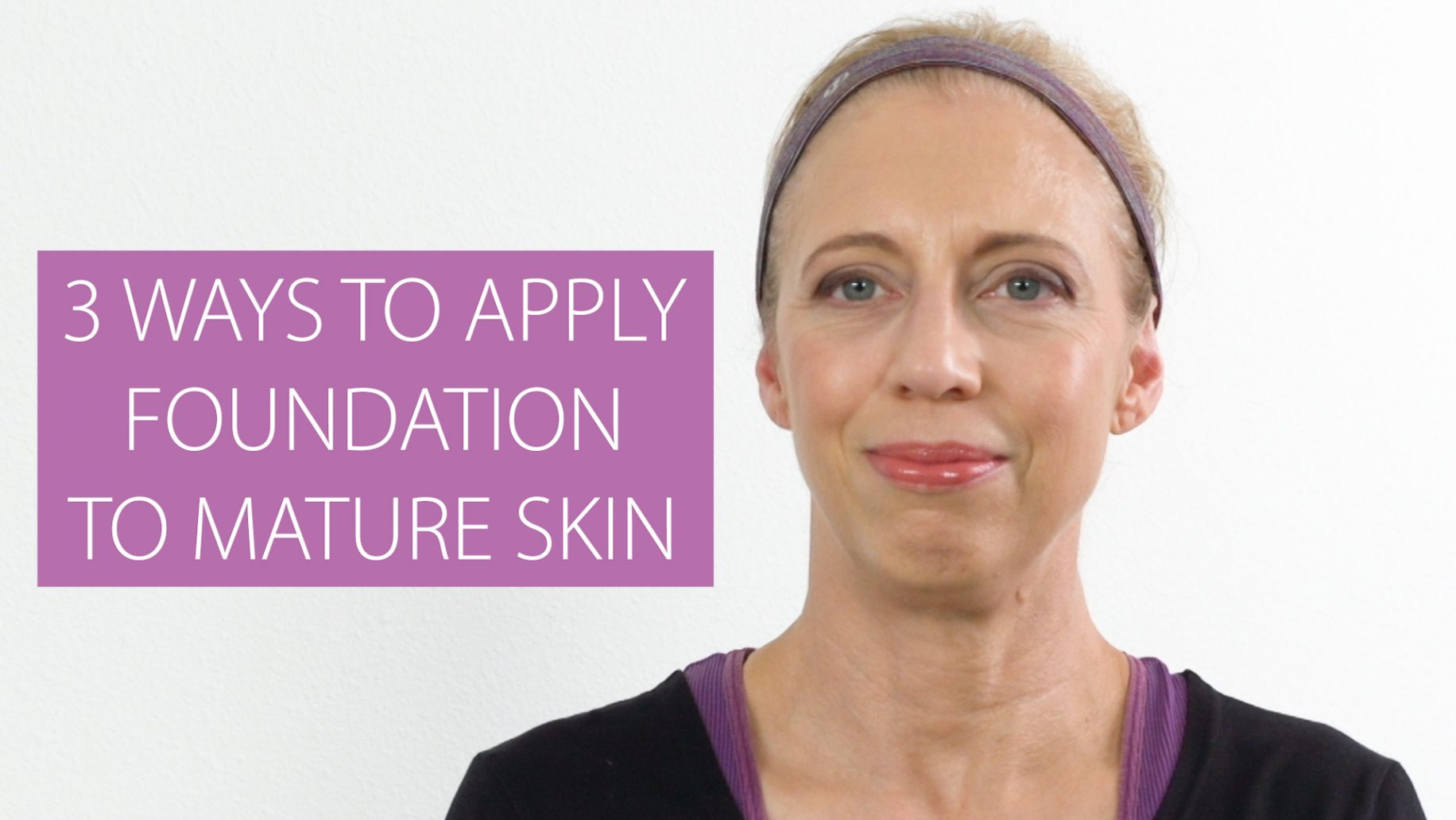 The Best Way To Apply Foundation Prime Women An Online Magazine