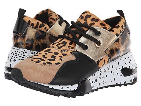 steve madden cliff animal print sneaker