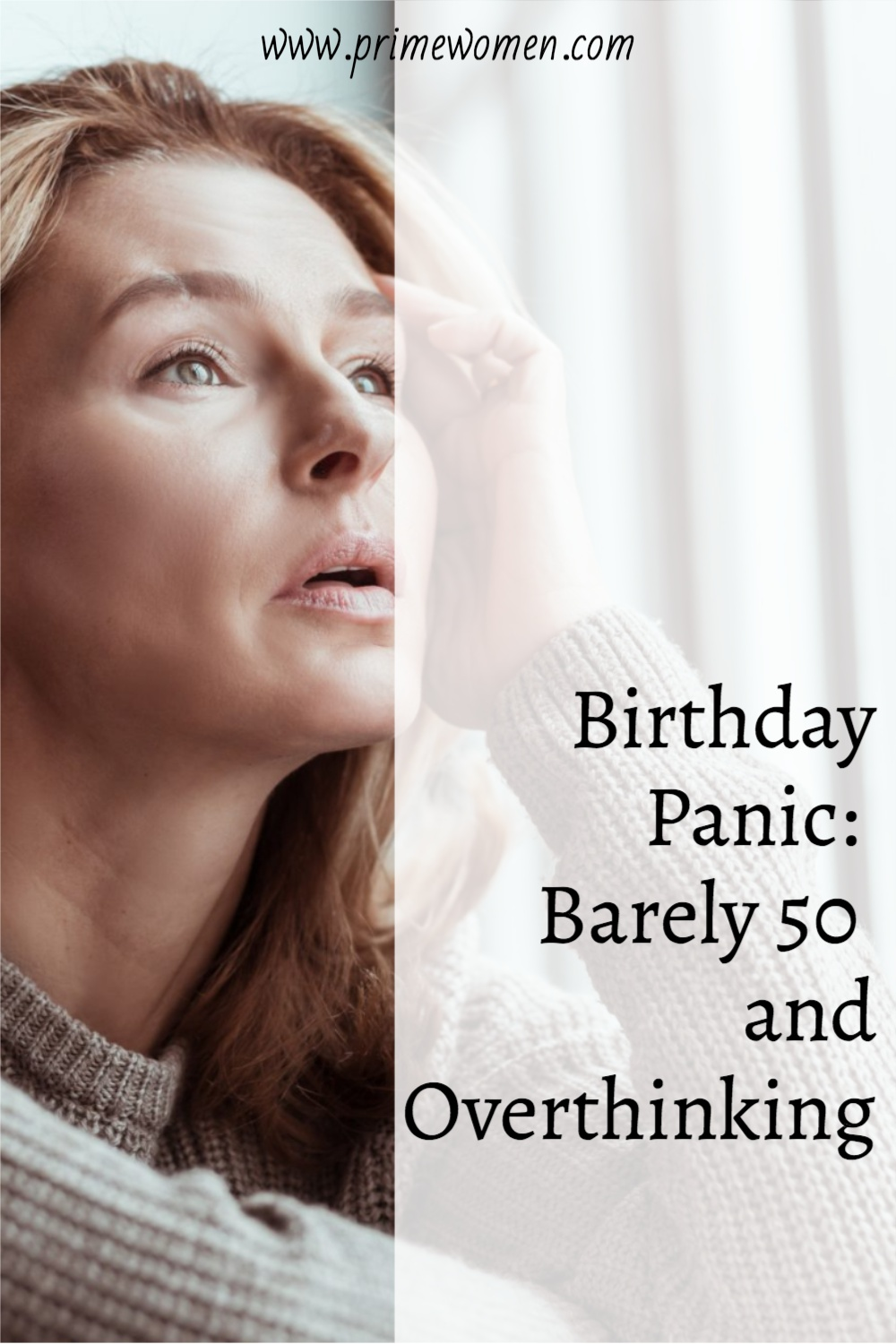 How to deal with Birthday Panic