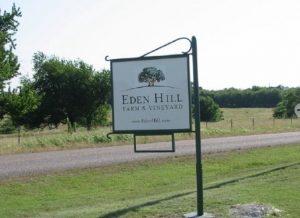 Eden Hill Winery