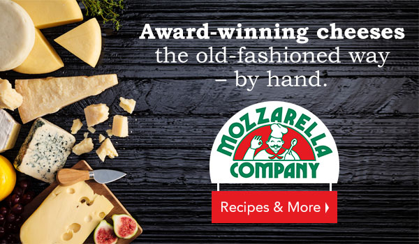 Mozzarella Company Ad