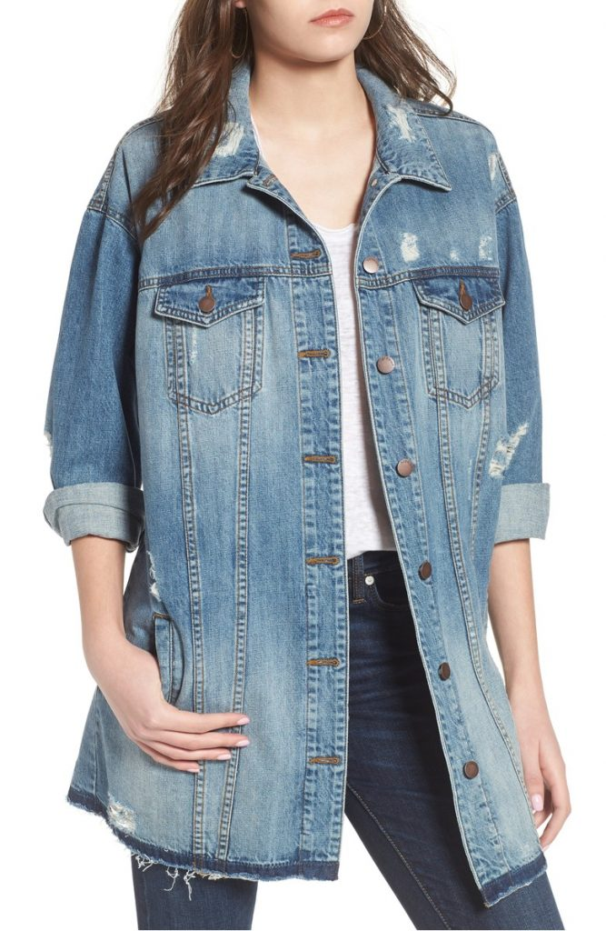 STS Blue Denim Jacket