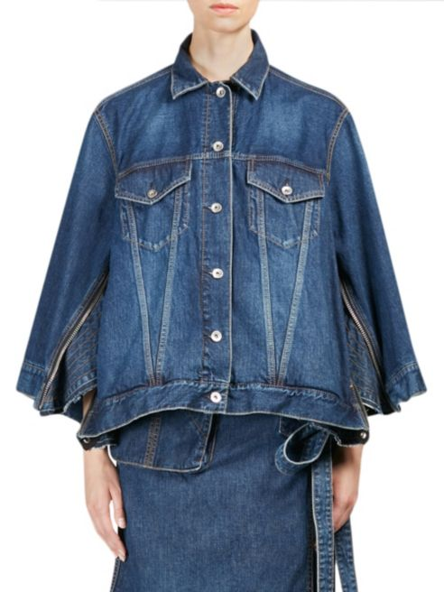 Sacai Denim Jacket