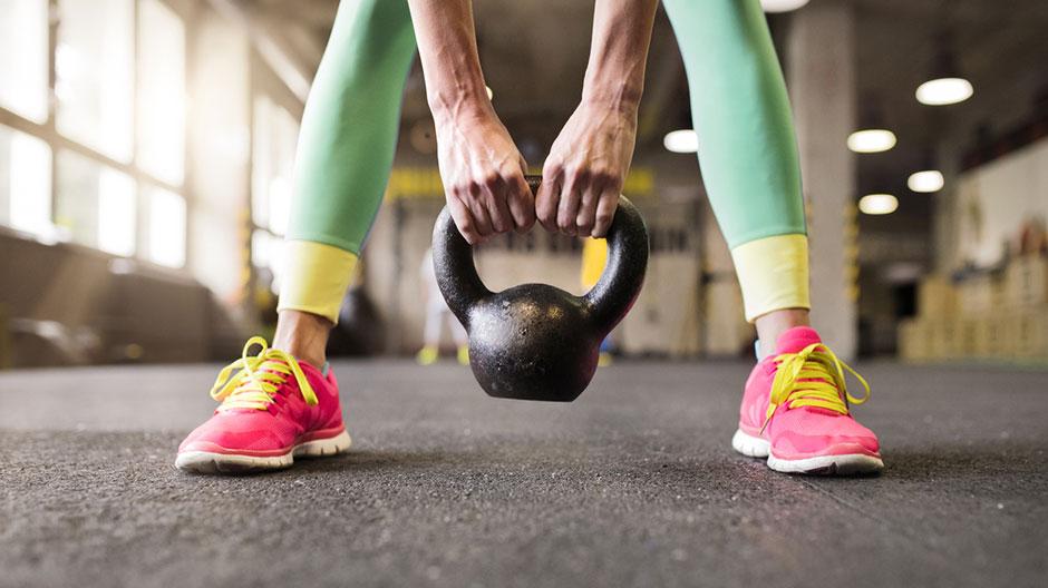 5 Weight Training Exercises