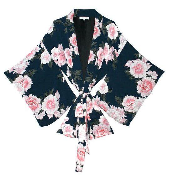 Fleur du Mal Kimono