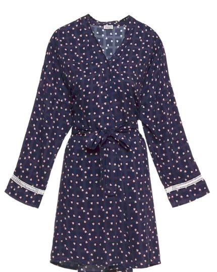 Cosabella Printed Robe