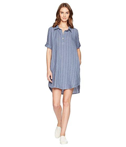 Allen Allen Boxy Pullover Tunic Dress
