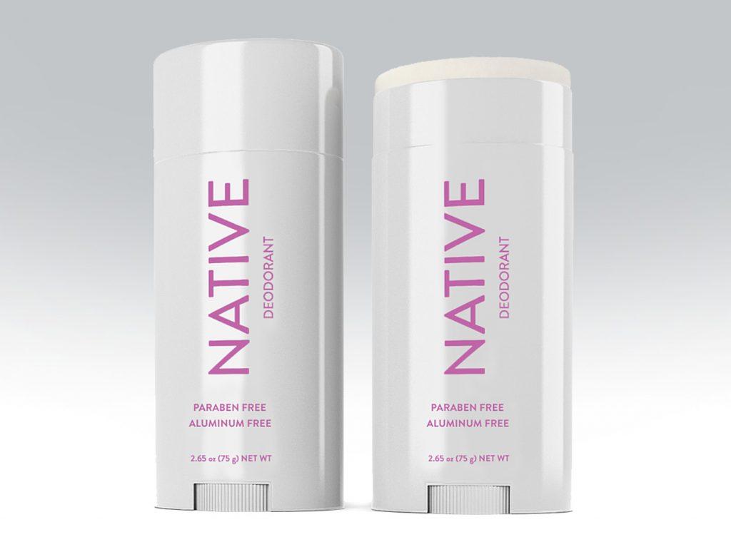 natural deodorants native