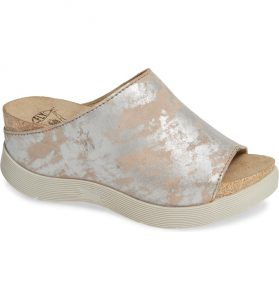 Fly London Wedge Slide Sandal Summer accessories