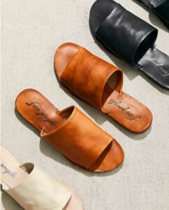 Free People Vicente Slide Sandals