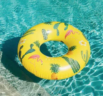 Funboy Cactus Cooler Float