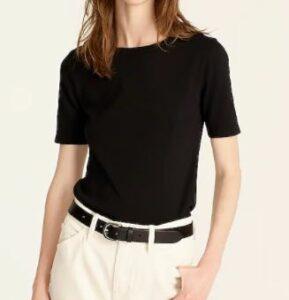 JCREW Slim perfect T-shirt
