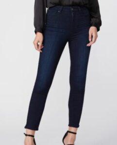Paige Margot Crop Jeans