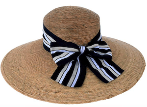 Tula SPF 50 large straw sun hat accessory
