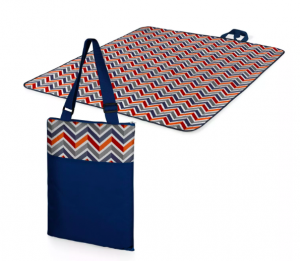 Outdoor Beach Blanket in tote summer accessories
