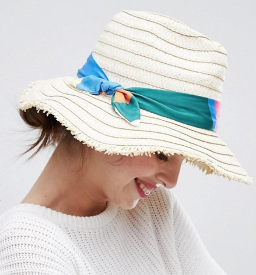 Stradivarius Straw Hat