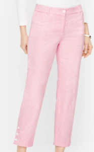 Talbots Perfect Crops Trousers