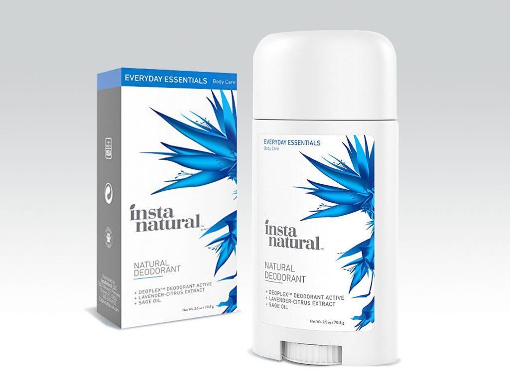 natural deodorants instanatural