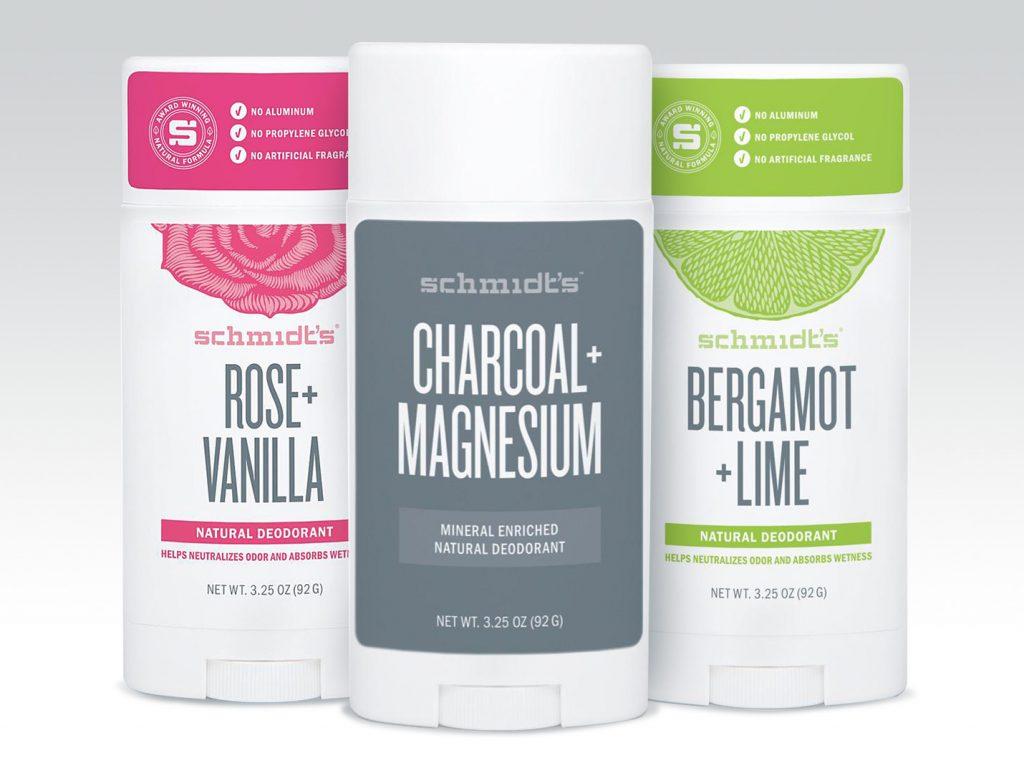 natural deodorants schmidt's